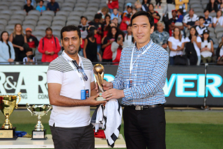 MCSA U-Nite Cup 2016