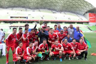 MCSA U-Nite Cup 2017