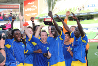 MCSA U-Nite Cup 2018